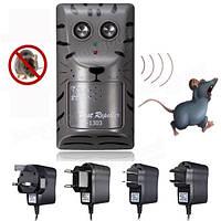 Электронные ультразвуковые крыса, мышь насекомых вредителей дератизация repeller анти - крот убийца ловушку ошибка преследователь