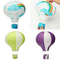 Воздушный шар airballoon бумажные фонарики wendding партии фестиваль цветов украшает