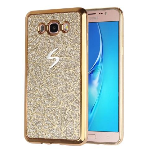 Силиконовый чехол Геометрия для Samsung Galaxy J7 J710 2016