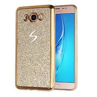 Силиконовый чехол Геометрия для Samsung Galaxy J7 J710 2016, фото 1