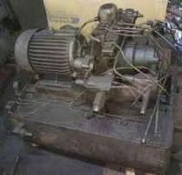 Маслостанция (гидравлическая насосная станция) для плоскошлифовального станка 3Б722