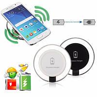 Радио qi взимание зарядного устройства власти дополняет для iPhone 6s/6plus Samsung смартфон htc