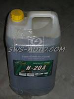 Масло индустриальное OIL RIGHT И-20А (Канистра 30л)