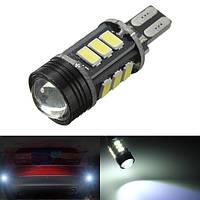 Глыба t15 16w 5630 15-LED автомобиль делает копию обратной ярко-белой лампочки