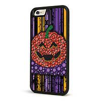 Модный случай Хэллоуина tpu мягкая задняя крышка для iphone 6 6 s