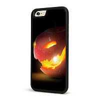 Fancy Halloween Soft TPU Чехол для iPhone 5 5S SE