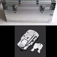 Коробка Пряжка Железо Замок Воздух Коробка Инструмент Hasp Чехол Застежка для крепежа с ключами