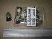 Соединитель аварийный метал. (наружн. резьба) M12x1.25 d-10 трубки ПВХ
