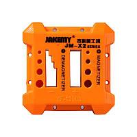 JAKEMY JM-X2 Размагничиватель магнитов для стали Отвертка Лопасти Пинцет Ручной инструмент Металл Набор