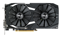 Видеоадаптер Asus Ati Radeon Rx 580 Dual Oc (4 Gb / 256 Bit Gddr5; 1380 Mhz / 7000 Mhz; Pci-Express X16 3.0; D