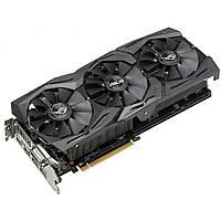 Видеоадаптер Asus Ati Radeon Rx 580 Gaming Top Rog Strix (8 Gb / 256 Bit Gddr5; 1431 Mhz / 8000 Mhz; Pci-Expre