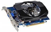 Видеоадаптер Gigabyte Nvidia Gt730 (2 Gb / 128 Bit Gddr3; 700 Mhz / 1600 Mhz; Pci-Express X16 2.0; 1Xvga, 1Xdu