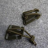 Передача ITW Dominator Молл рюкзак инструмент карабин упругие веревки лямки пряжки намотки