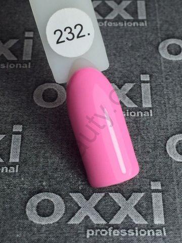 Гель-лак Oxxi №232 цветной, 8 мл