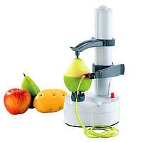 Электрический авто вращающихся картофелечистку груши яблок овощерезка резки кухонные принадлежности