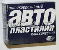 """Автопластилин """"ВМП-Авто"""" с преобр. ржавчины 300г"""