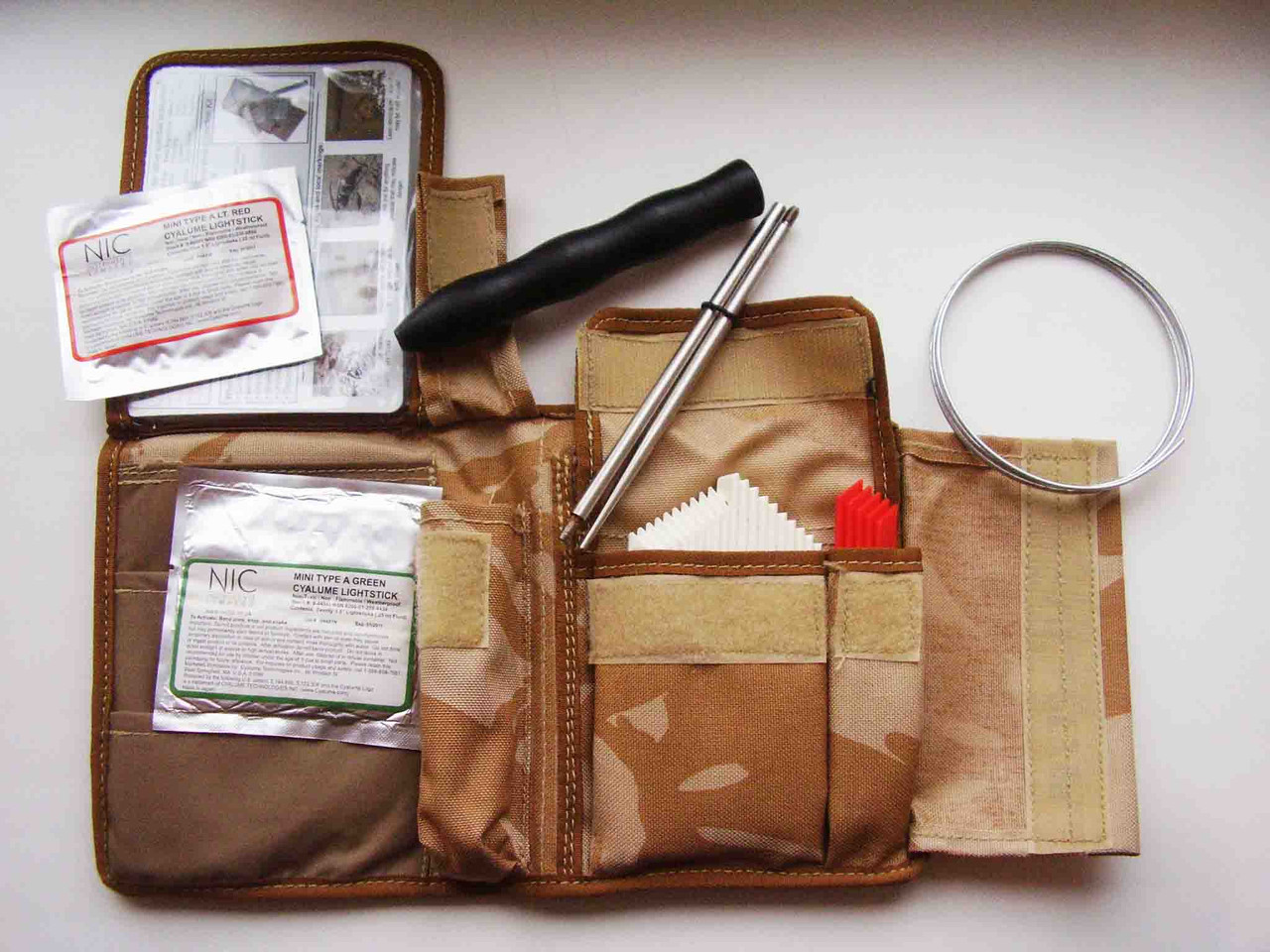 Сапёрный набор Personal Mines Extraction kit