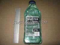 Омыватель стекла зим. Мaster cleaner -12 Морск. бриз 1л