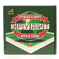 Игра настольная ARIAL Эрудит (русская версия) (4820059910091)