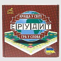 Игра настольная ARIAL Эрудит (украинская версия) (4820059910107), фото 1