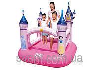 Детский надувной игровой центр «Замок принцессы» (157х147х163см.) 91050 Bestway