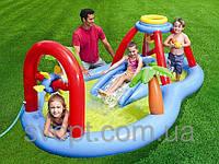 Детский надувной игровой центр (295х193х107см.) 57449 Intex