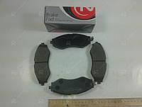 Колодки тормозные передние Lacetti, Evanda, Nubira | ONNURI GBPD-006