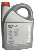 Моторное полусинтетическое масло Nissan 10W-40  (EU) 5L