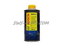 "Жидкость тормозная ""Bosch"" Dot-4 0.5л"