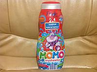 MOMO с ароматом клубники  детский шампунь 500 мл.