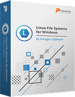 Linux File System for Windows by Paragon Software (Multilingual) (Paragon Software Group)