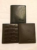 Маленький мужской кошелёк 10/9 см