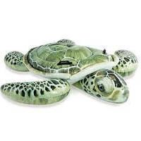"""Детский надувной плотик """"Морская черепаха"""" Intex 57555"""