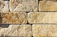 """Винницкий песчаник """"Плитка ТК"""" белая, светло-желтая , фото 1"""
