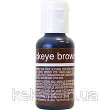 Гелиевая краска Chefmaster Liqua-Gel Buckeye Brown