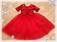 Праздничные, новогодние, выпускные пышные платья для девочек и мам