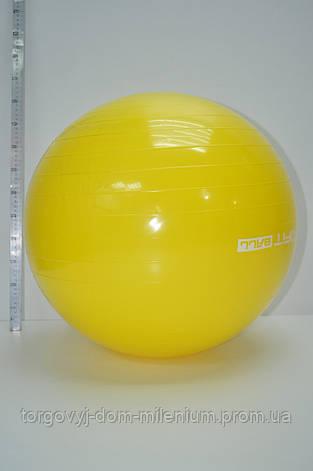 Мяч для фитнеса 55 см (фитбол) MS0381, фото 2