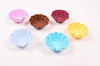 Набор силиконовых форм для выпекания кексов 12шт HH-185-12