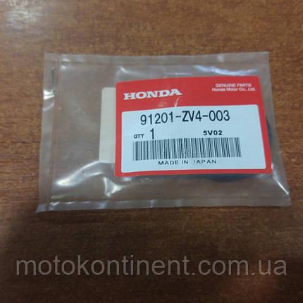 91201-ZV4-003 Сальник коленвала верхній 32x44x7 Honda BF8/BF9.9/BF15, фото 2