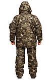 Зимний термокостюм для рыбаков и охотников Снайпер алова  (до-30) р-ры 46-66, фото 4