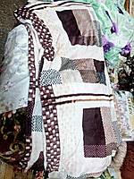 Бамбуковий плед КВАДРАТИ     (Бамбуковый плед КВАДРАТЫ)