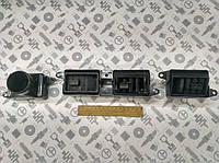 Сопло патрубков отопления и вентиляции кабины в сборе (3шт) ГАЗ 4301, 3309, 3308, 3306, 3307 (4301-8108100)
