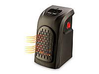 Портативний обігрівач Rovus Handy Heater з пультом дуйчик камін конвектори, фото 1