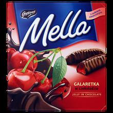 Цукерки желе у шоколаді Mella Goplana вишня, 190 гр