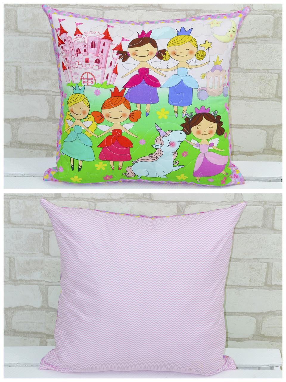 Подушка «Принцессы», Loskutini