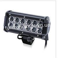Led прожектор 2D Budget  36W/ 12led /160мм