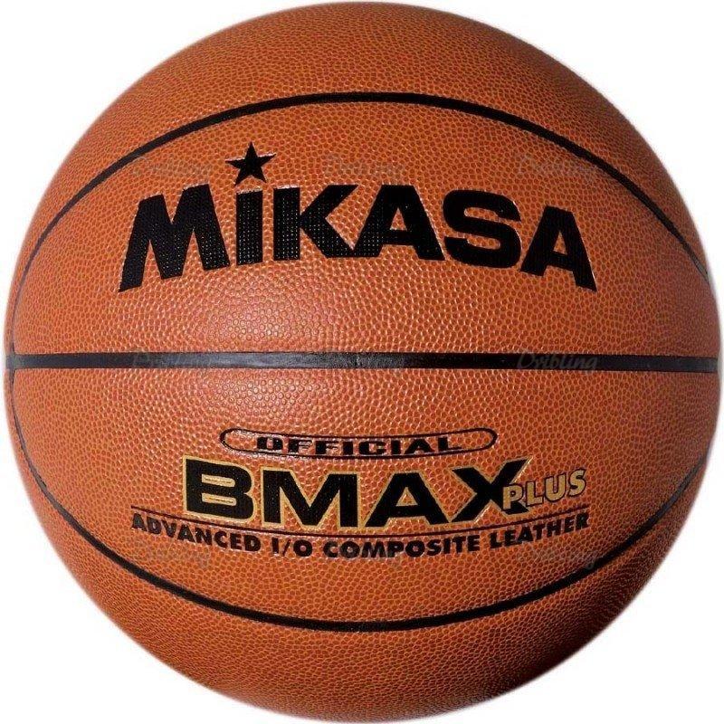 Мяч баскетбольный Mikasa (BMAXPlus), фото 1