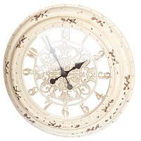 Великий інтер'єрний годинник настінний (45 см.), фото 1