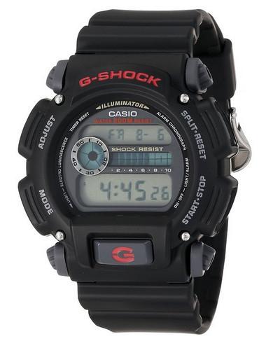 Часы Casio G-Shock DW9052-1VCG SKU0000052 - Котомка в Киеве