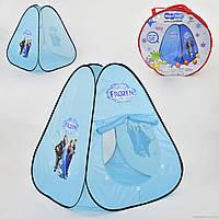 Палатка детская «Frozen 2» в сумке 100х100х105см